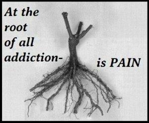 addiction pain