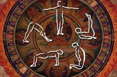 5 Tibetan Rites