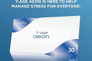 Aeon LifeWave Y-Age Patches