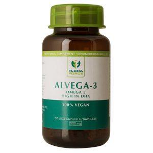 Flora Force ALVEGA-3 capsules